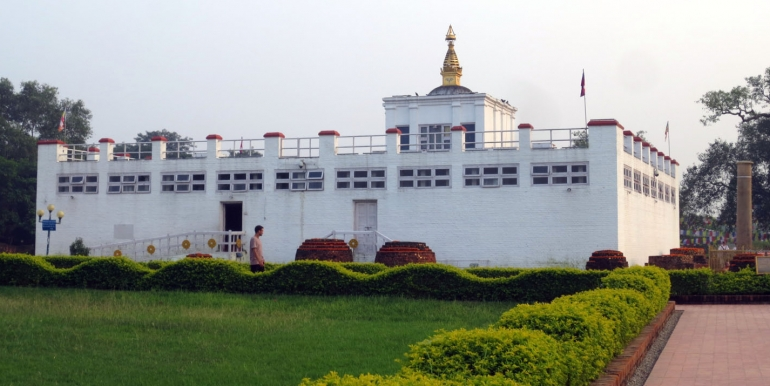Birth Place of Gautam Buddha in Lumbiny