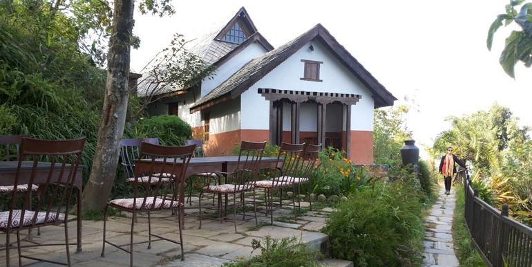 namobudha Village