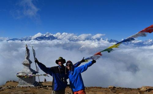 Chisapani Helambu Trekking